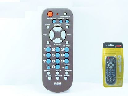 Foto de Control remoto universal RCA 3 in 1 Ref. LRCR503