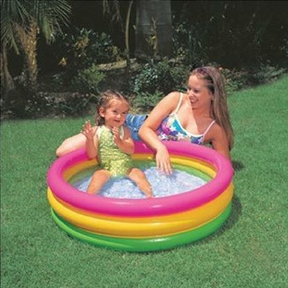 Foto de Piscina intex 114x25cms