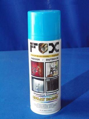 Foto de Spray fox celeste
