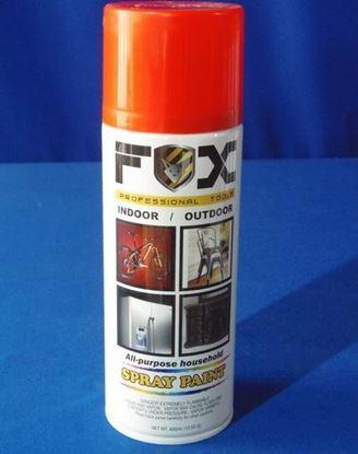 Foto de Spray fox naranja tangerine
