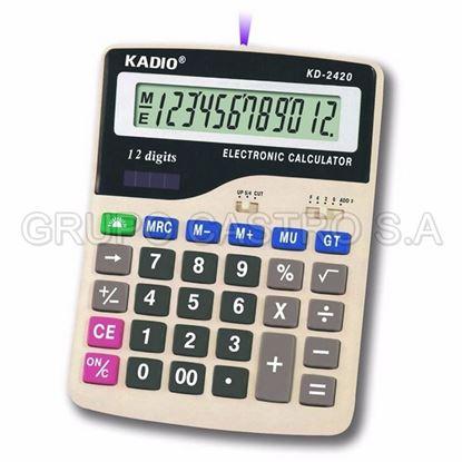 Foto de Calculadora kadio mediana