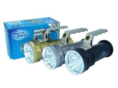 Foto de Foco recargable  SKY LIGHT Led alta potencia