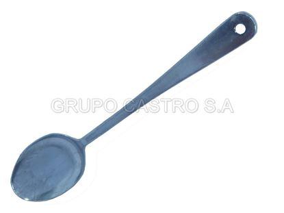 Foto de Cuchara de aluminio P/guisar