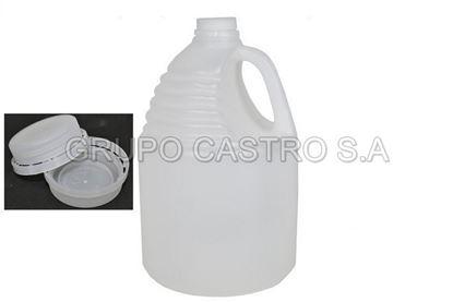 Foto de Envase 1gln (4.5ltrs) agua #2 (industrial) natural