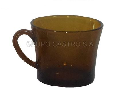 Foto de Taza vidrio cafe coffe lisa 6 OZ