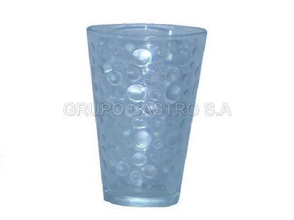 Foto de Vaso burbuja vidrio 16onz