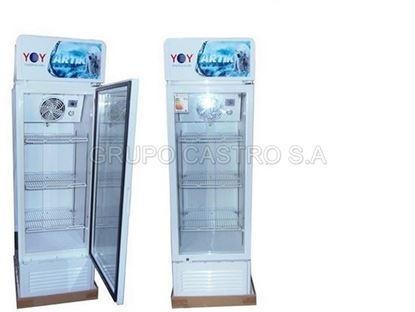 Foto de Camara enfriador vertical YOY 230litros/8pies cubicos