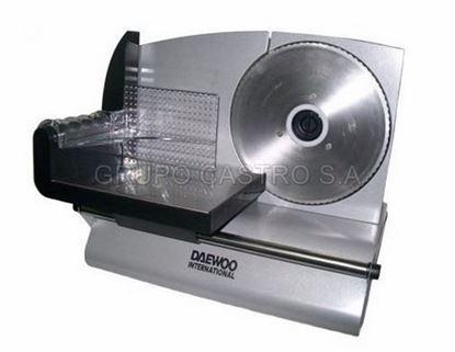 Foto de Rebanadora Daewoo cuchilla acero y aluminio