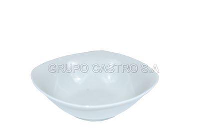 """Foto de Dulcera porcelana 5.5""""  cuadrada"""