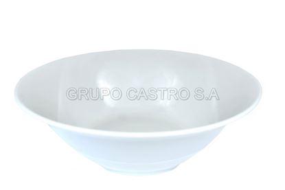 Foto de Tazón porcelana 9' blanca casa bella