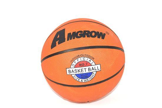 Foto de Balon de basketball 7 anaranjada angrow
