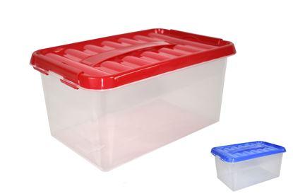 Foto de Caja cilíndrica 3 kilos plástico