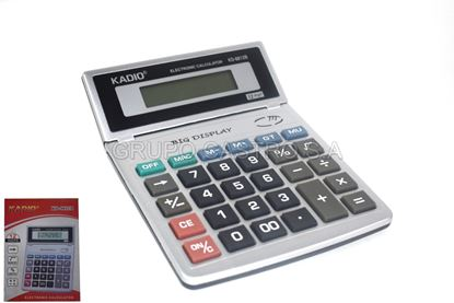Foto de Calculadora Kadio grande 12 digitos