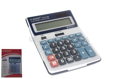 Foto de Calculadora  12 digitos Kadio