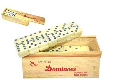 Foto de Domino en caja 10mm