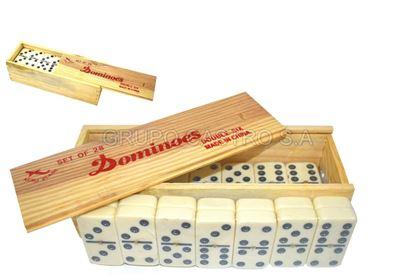 Foto de Domino en caja 12mm