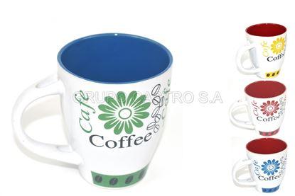 Foto de Jarra Porcelana Coffee Conica