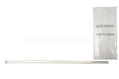 Foto de Empaque Barra silicón 65 unidades 0.7MMX30CM 4766P/800/700/VI-3750-14 delgada 808gms