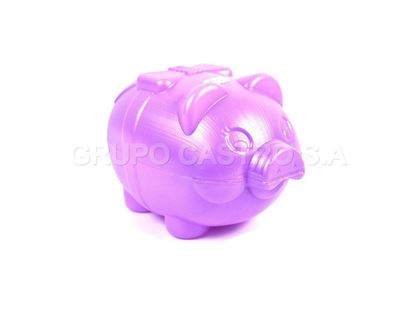 Foto de Alcancia chancho mediana piggy bank