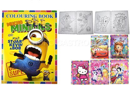 Foto de Libro pintar Disney