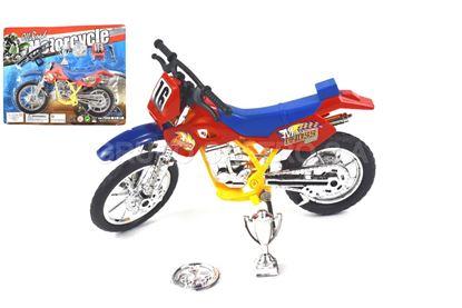 Foto de Motocicleta en blister