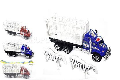 Foto de Camion 2 animales