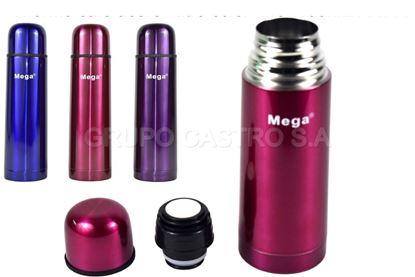 Foto de Thermo café Mega acero inox 1ltrs colores metalicos
