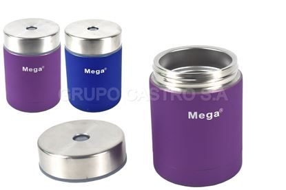Foto de Thermo 0.3L Comida Mega acero color inox c/boton