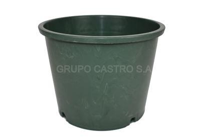 Foto de Maceta verde  #8 salvaplastic