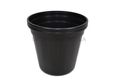 Foto de Maceta negra #5 salvaplastic