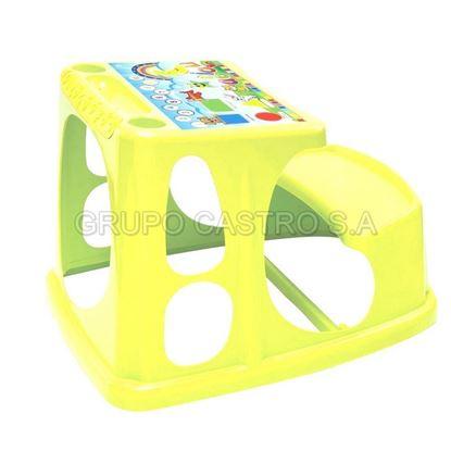 Foto de Mini escritorio coquito c/asiento  rey