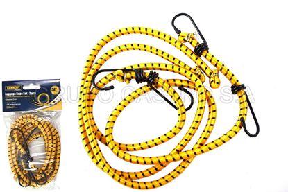 Foto de Cable elastico set 2pcs kennedy
