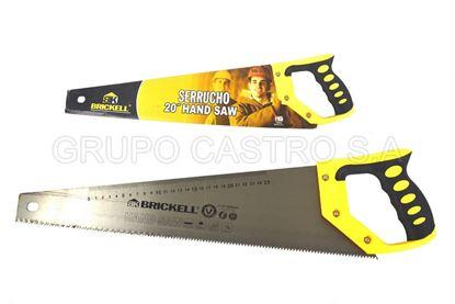 "Foto de Serrucho mango plastico  Brickell 20"" sb-370"