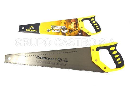 "Foto de Serrucho mango plastico  Brickell 20"""