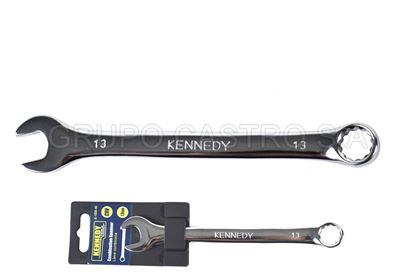 Foto de Llave combinacion 13mm  kennedy tools