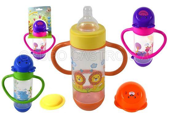 Foto de Chupon 9 onz materna agarradera  BPA