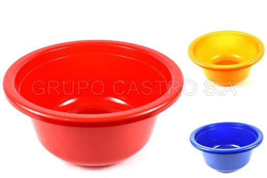 Foto de Huacal #2 colores plástico