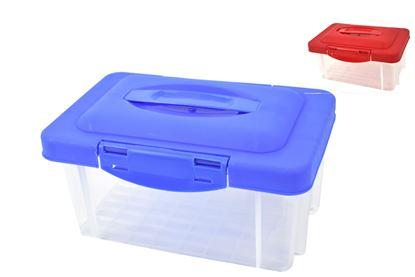 Foto de Practi-caja mediana 8ltrs c/t plástico