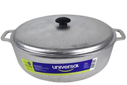 Foto de Caldero fundido univ-tf 42cm L76000  universal