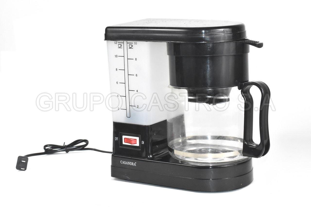 Foto de Coffe maker 12tazas casandra  filtro 650w 110v 60hz