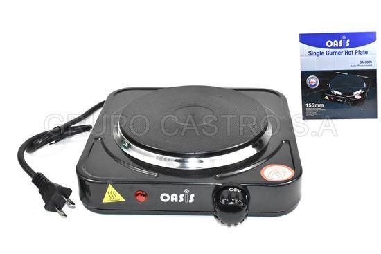 Foto de PLANTILLA Elect. oasis disco sellado 1000 wats 100v 60hz 155mm