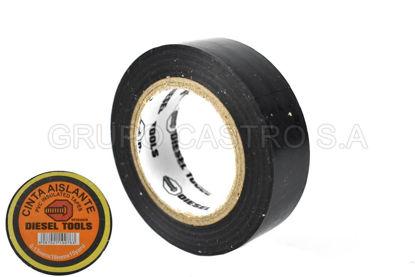 Foto de Tape negro15yardas 0.13mmx18mm diesel tools DT151009 (10)
