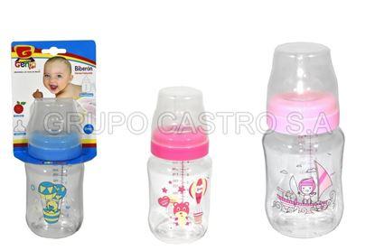 Foto de Chupon Babygenio 8 onz  250ML BPA free