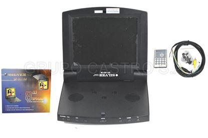 Foto de TV LCD 8pulgadas Silverpoint pantalla carro SP-801M