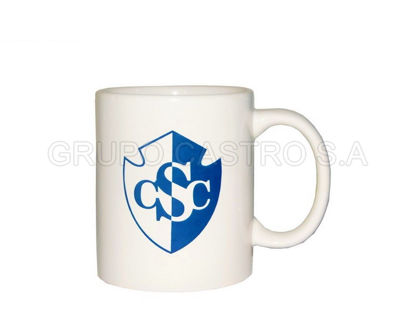 Foto de JARRA PORCELANA CLUB SPORT CARTAGINES
