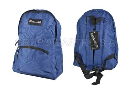Foto de Salveque escolar azul BAG-1060