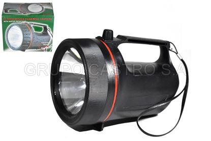 Foto de FOCO LAMPARA 1 LED 4 BATERIAS GRANDES SZ15541/JML1127RN JOHNLITE 18x12cms