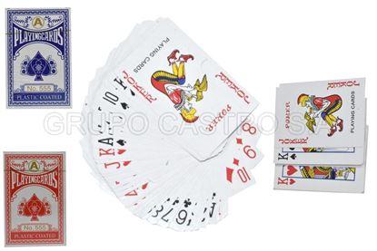 Foto de Barajas  Española Naipes  carton forrado c/plastico