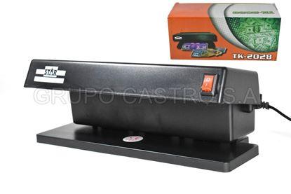 Foto de Detector Billetes falsos