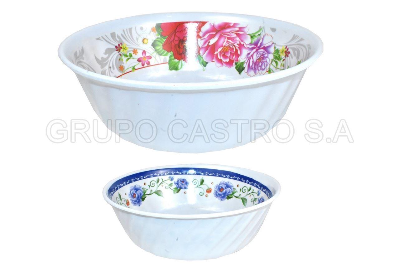"""Foto de Tazón bowl Labrada 8"""" Melamina"""